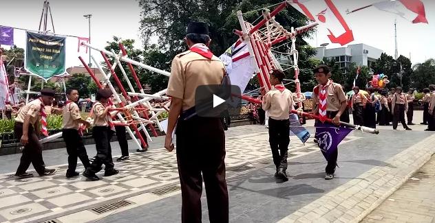 Lomba Pionering Polres Banyumas Dalam Rangka Banyumas Police Expo 2018